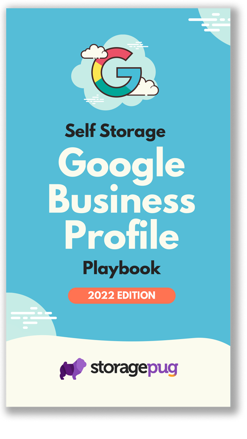 Google My Business Playbook - Cover Shadow