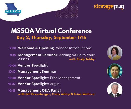 MSSOA - Agenda - Day 2