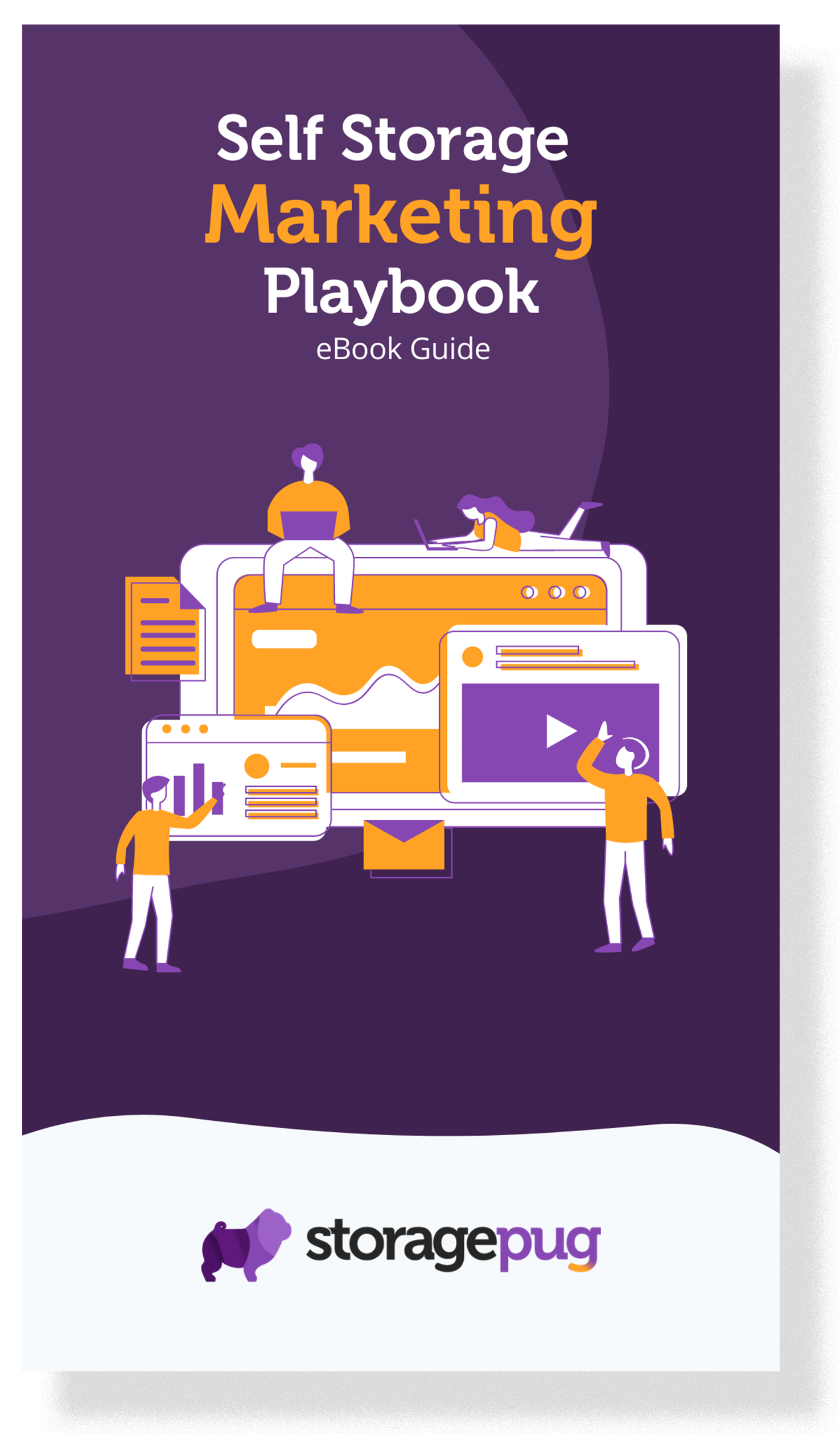 Marketing Playbook Cover - Dropshadow