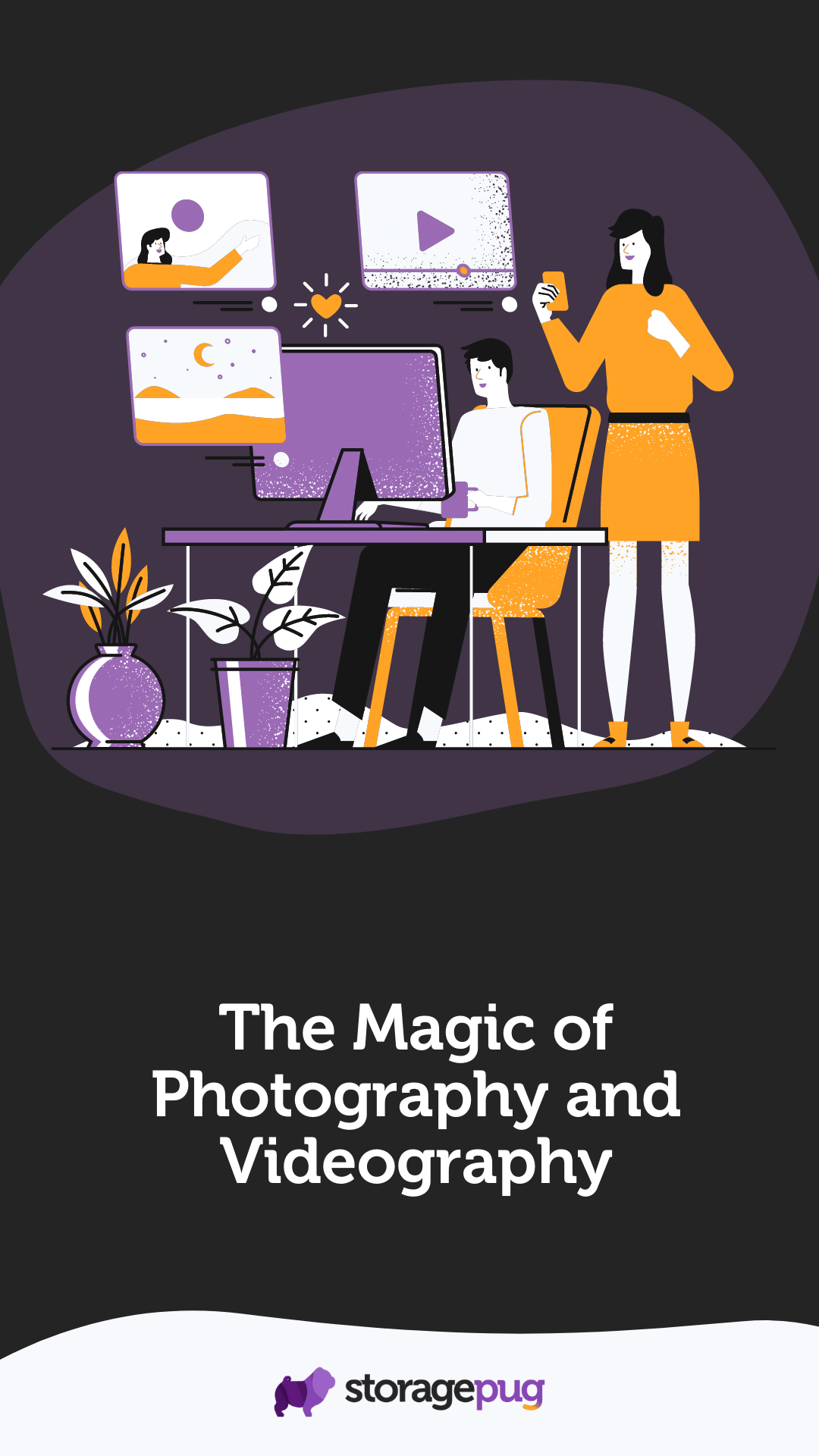 The Magic of Photography and Videography Cover