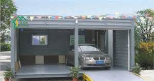 container-as-a-garage