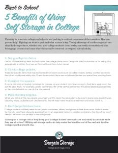 BargainStorage_Back-to-School-The-Benefits-of-Using-Self-Storage-in-College