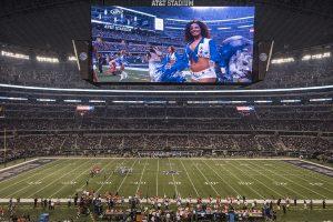 Dallas Cowboys AT&T Football Stadium