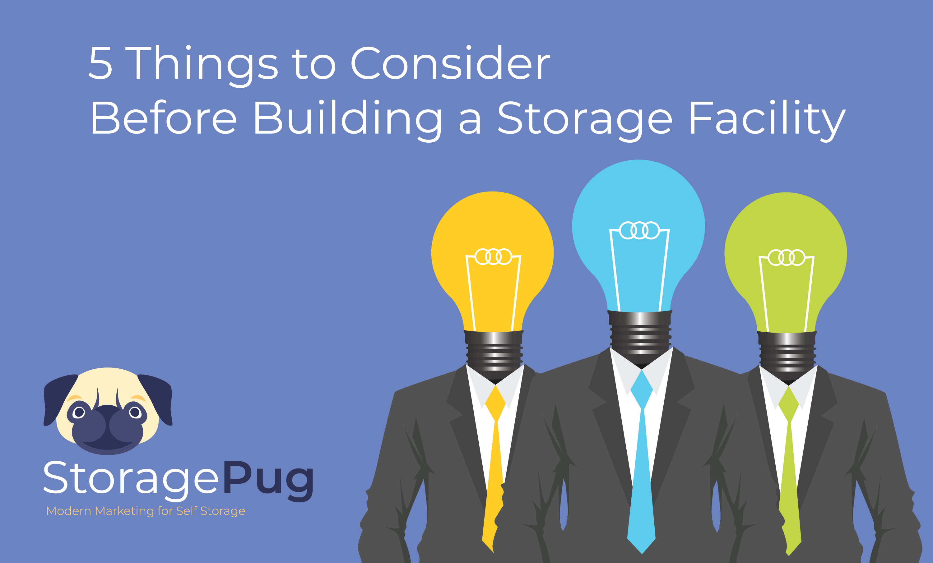 5 Things to Consider Before Building a Storage Facility