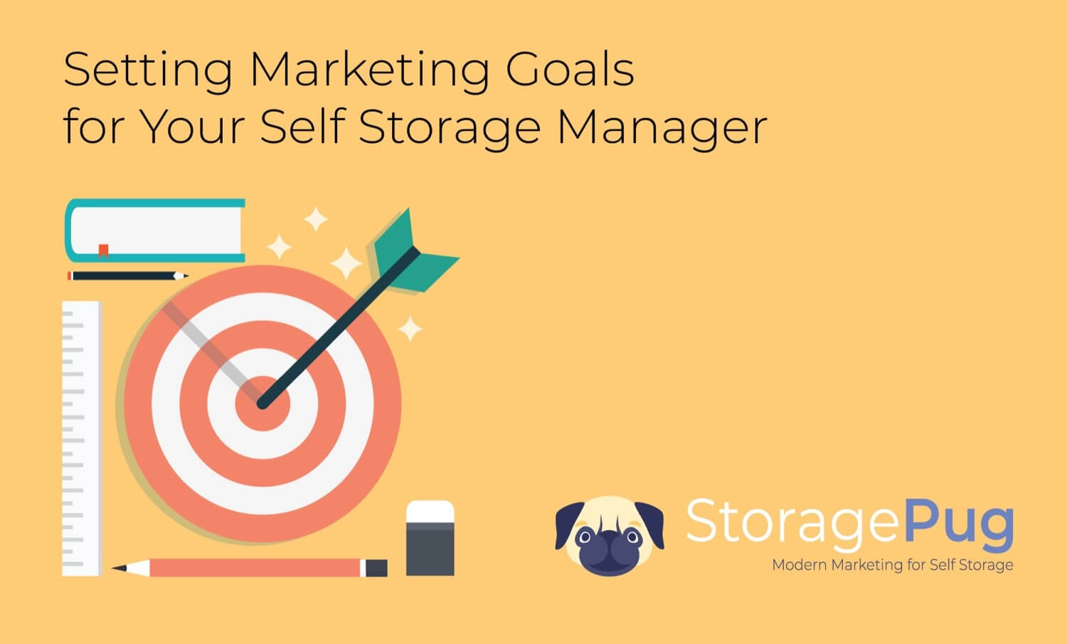 A successful self storage marketing strategy starts with your manager. Your manager is a salesperson! Set goals that challenge them to become a better manager.