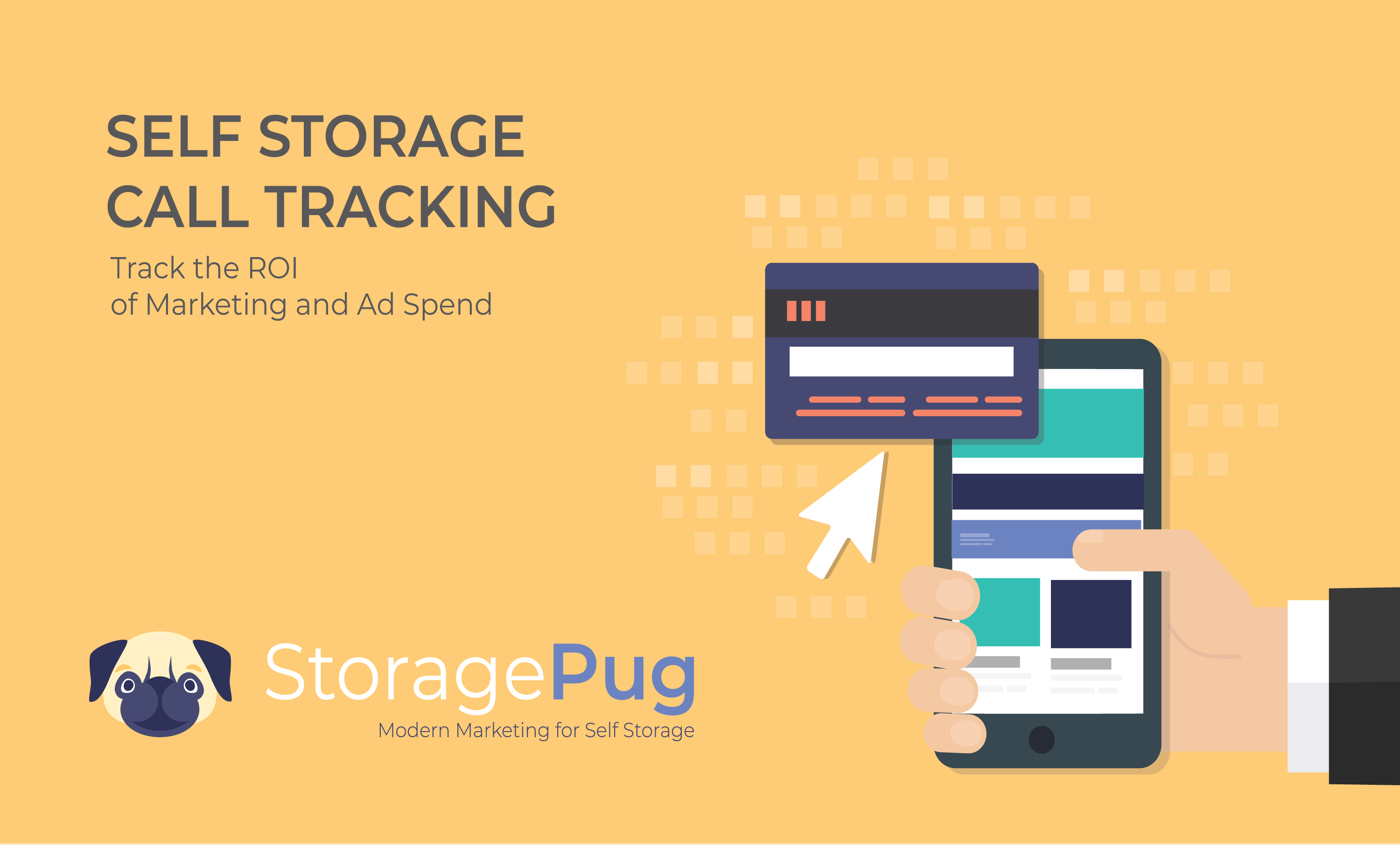 Call tracking software allows you to track the ROI of your marketing tactics and ad spend, It is an investment worth pursuing for your storage facility.