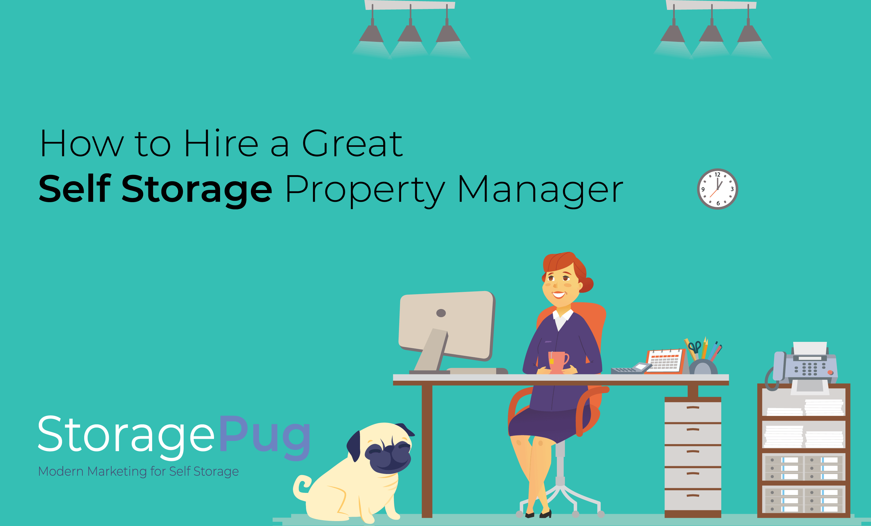 Few industries are like the self storage industry in that the success or failure of a location relies so considerably on one or two employees - the property managers.