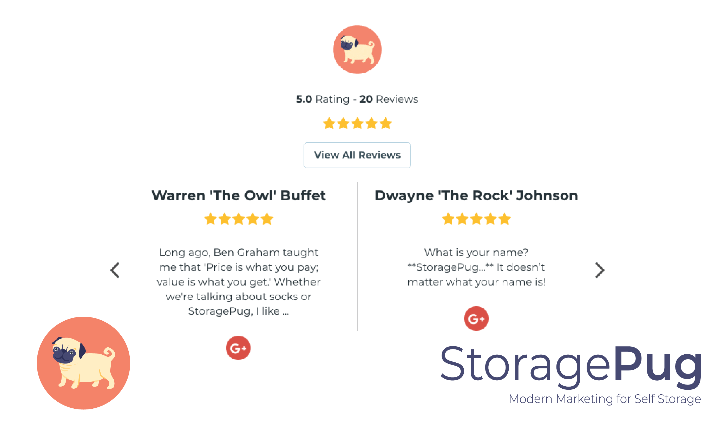 How Reviews Help your Storage Facility show up in the Google 3 Pack@5x