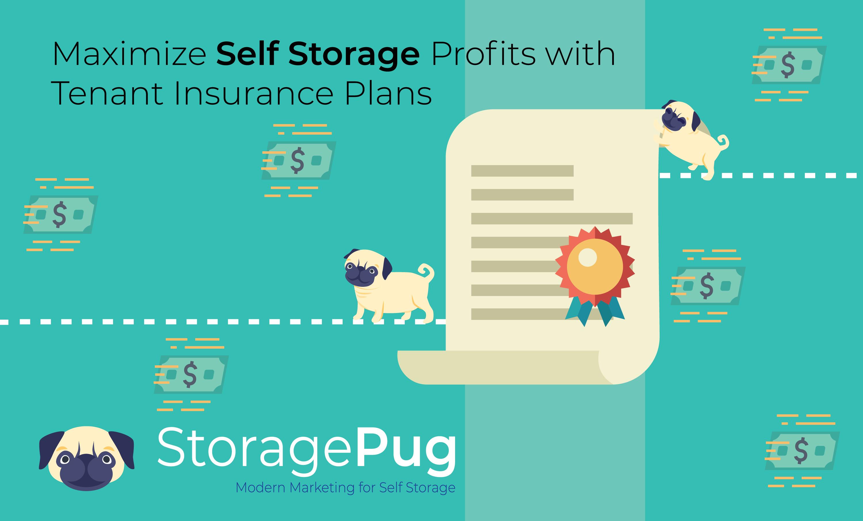 Maximize Self Storage Profits with Tenant Insurance Plans