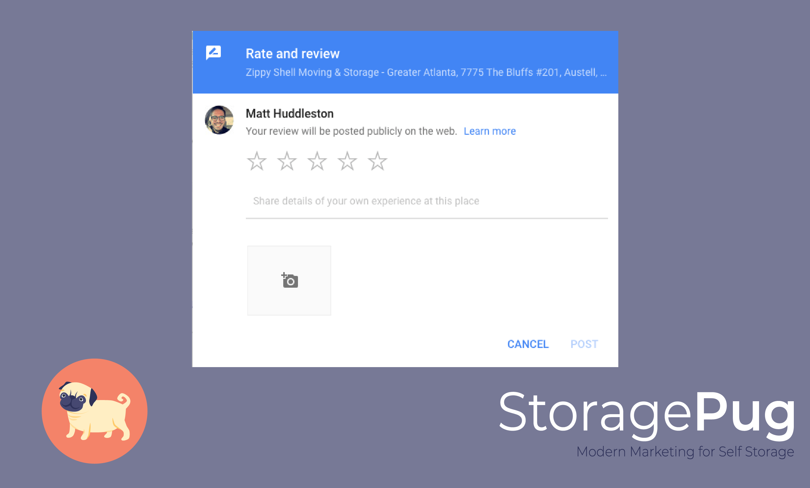 How to Set Up a Google Review Link for Your Self Storage Facility