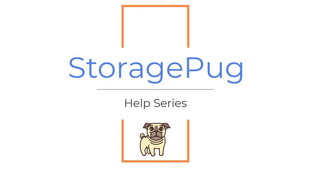 StoragePug Help Series blog header.