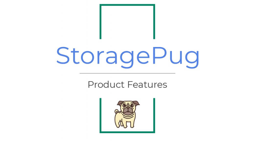 StoragePug product features blog header.