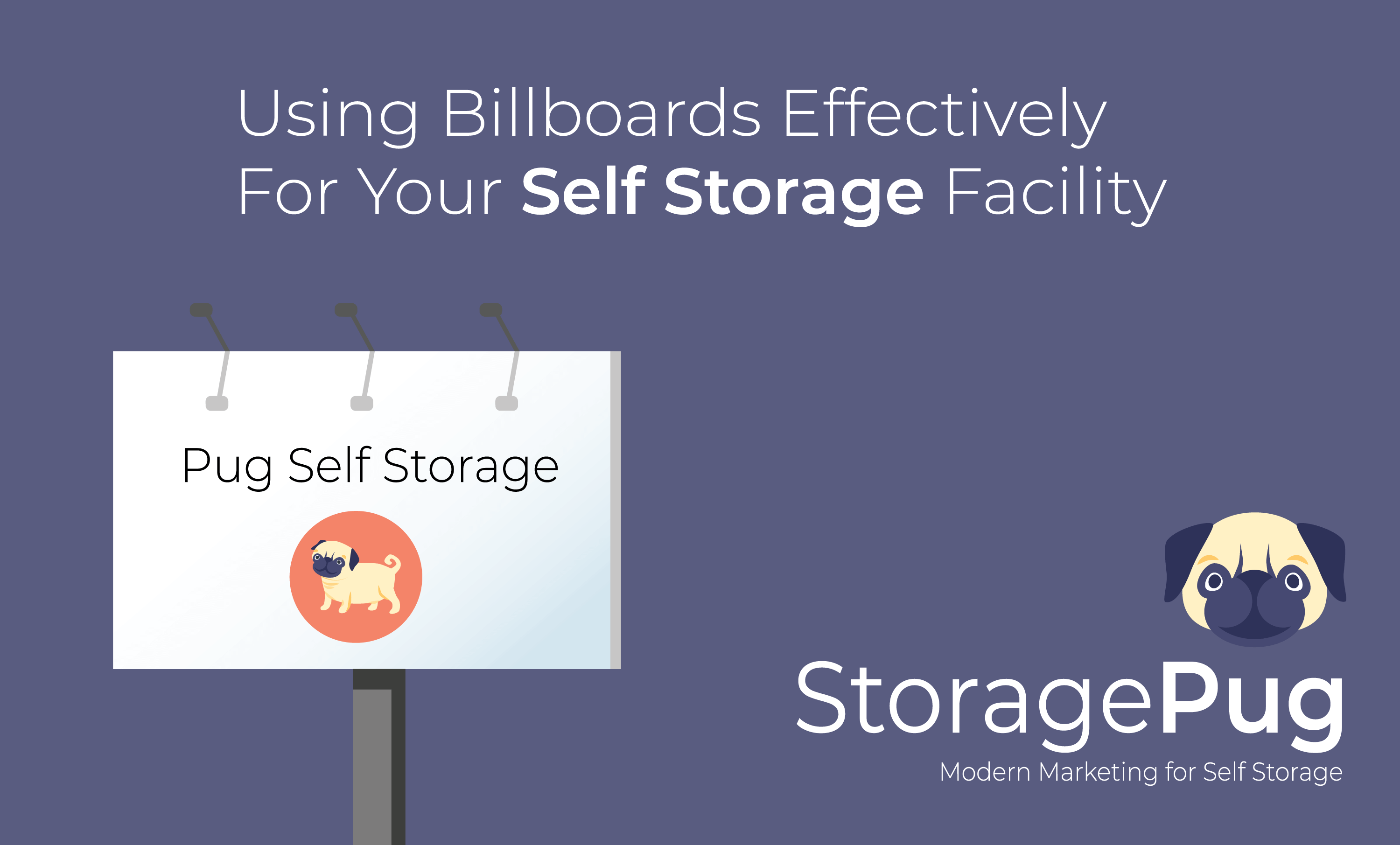 Wondering if billboard advertising is a viable marketing strategy for your self storage facility- The good news is that billboards can be effective.