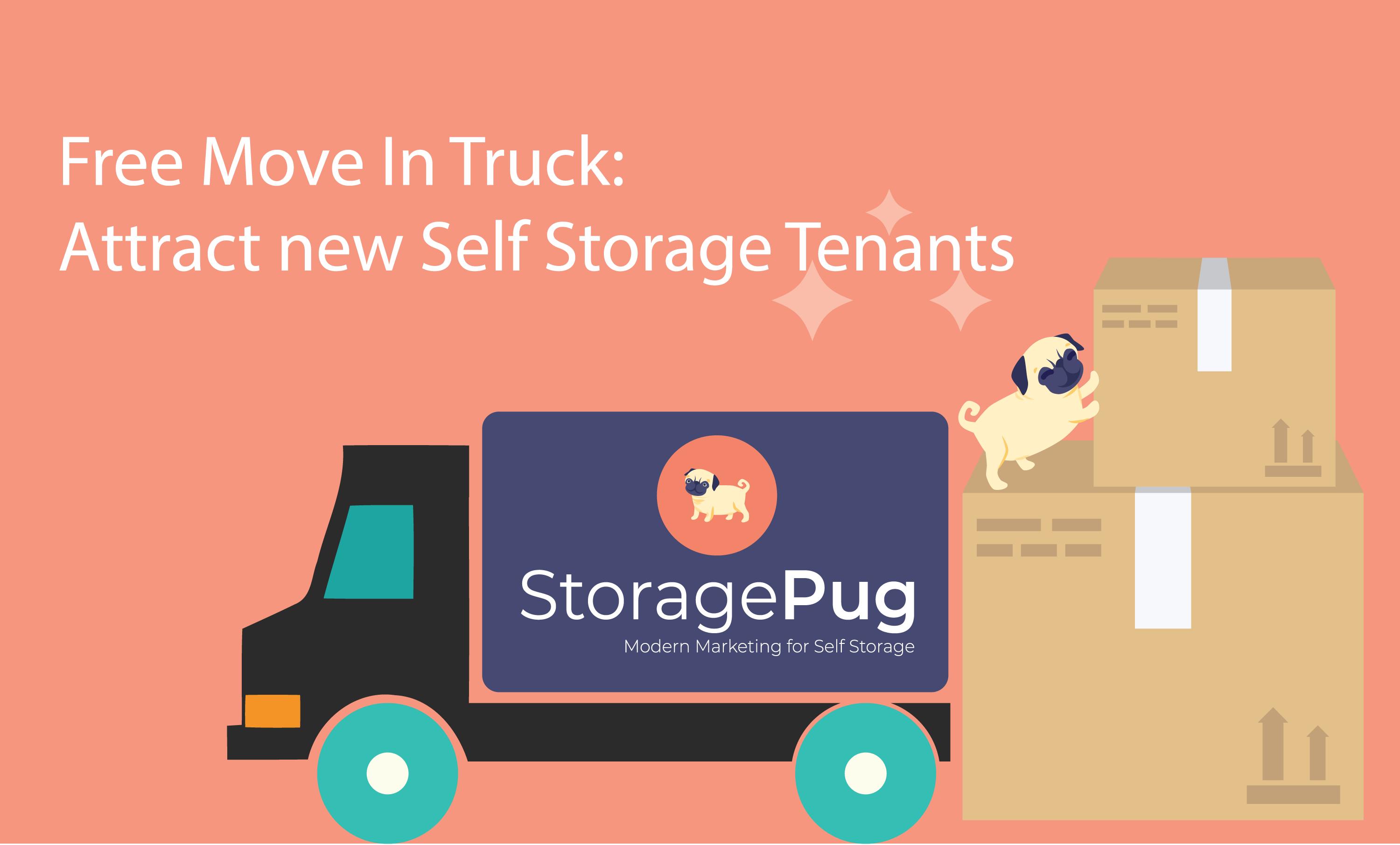 Your tenants are most likely going to need a truck when they rent a storage unit. Give you facility an edge over your competition.