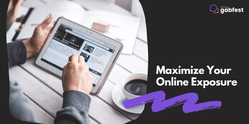 Maximize Your Online Exposure