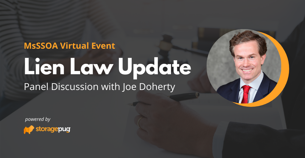 MsSSOA Virtual Event | Lien Law Panel Discussion with Joe Doherty