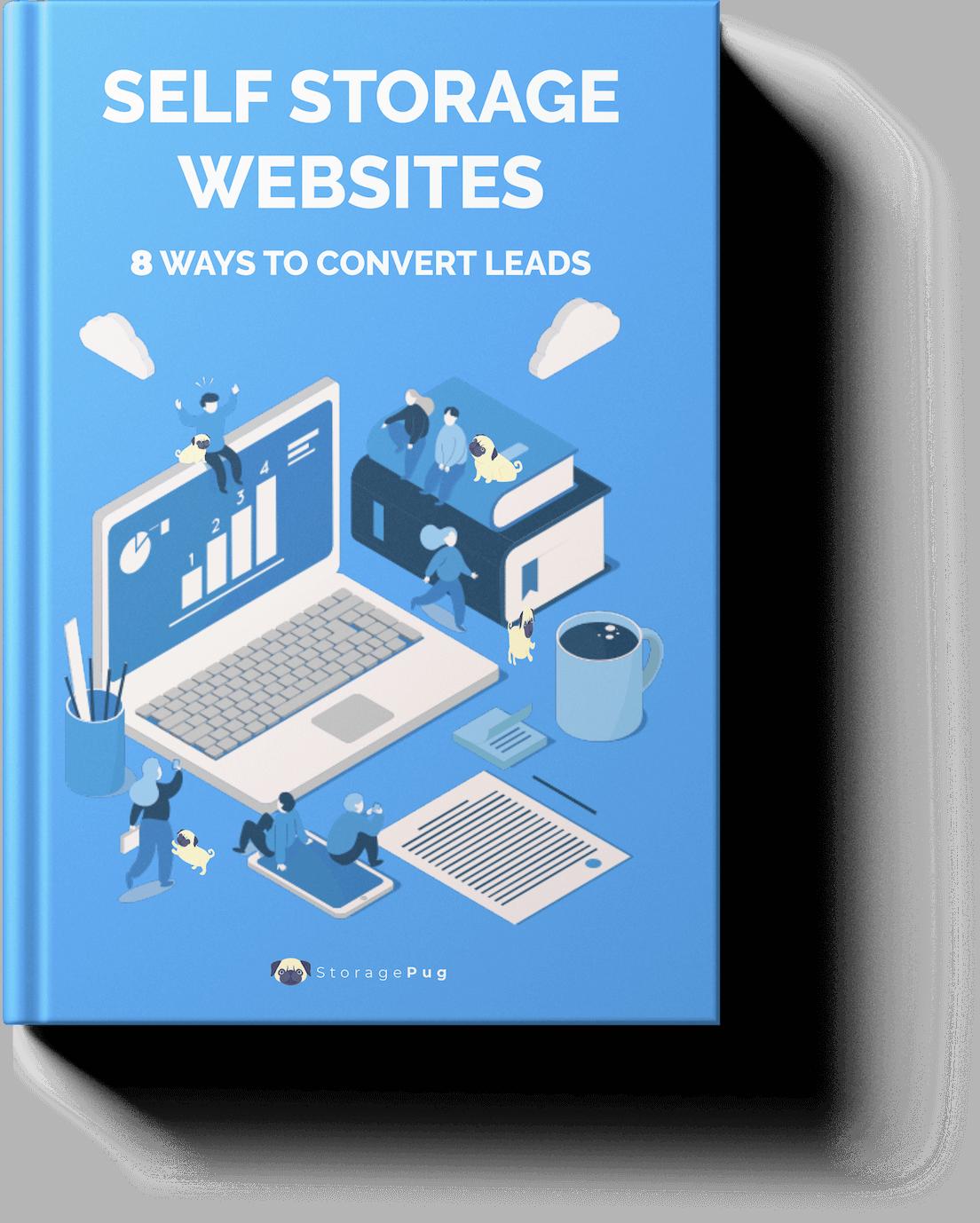 Self Storage Websites eBook Cover