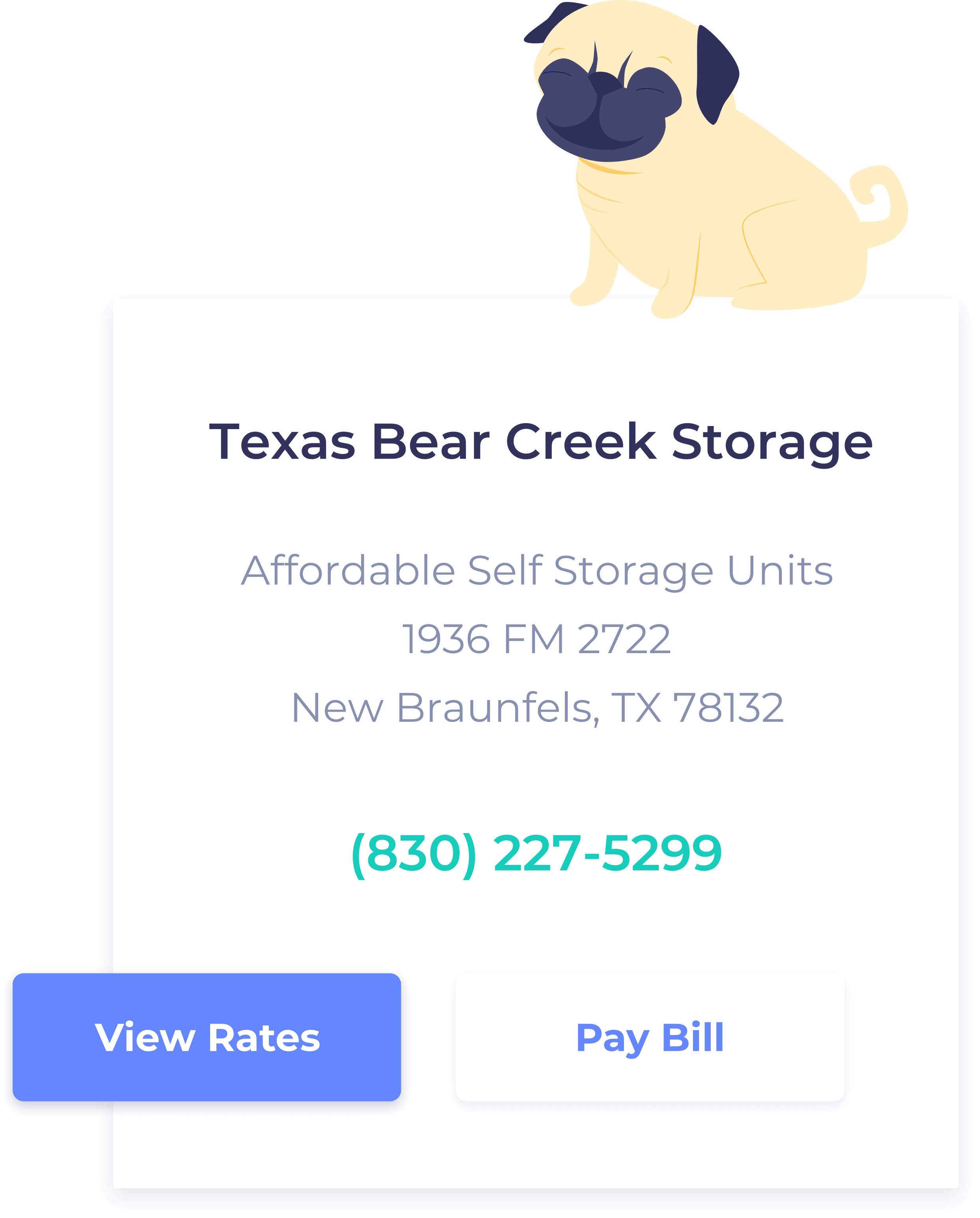 StoragePug self storage links