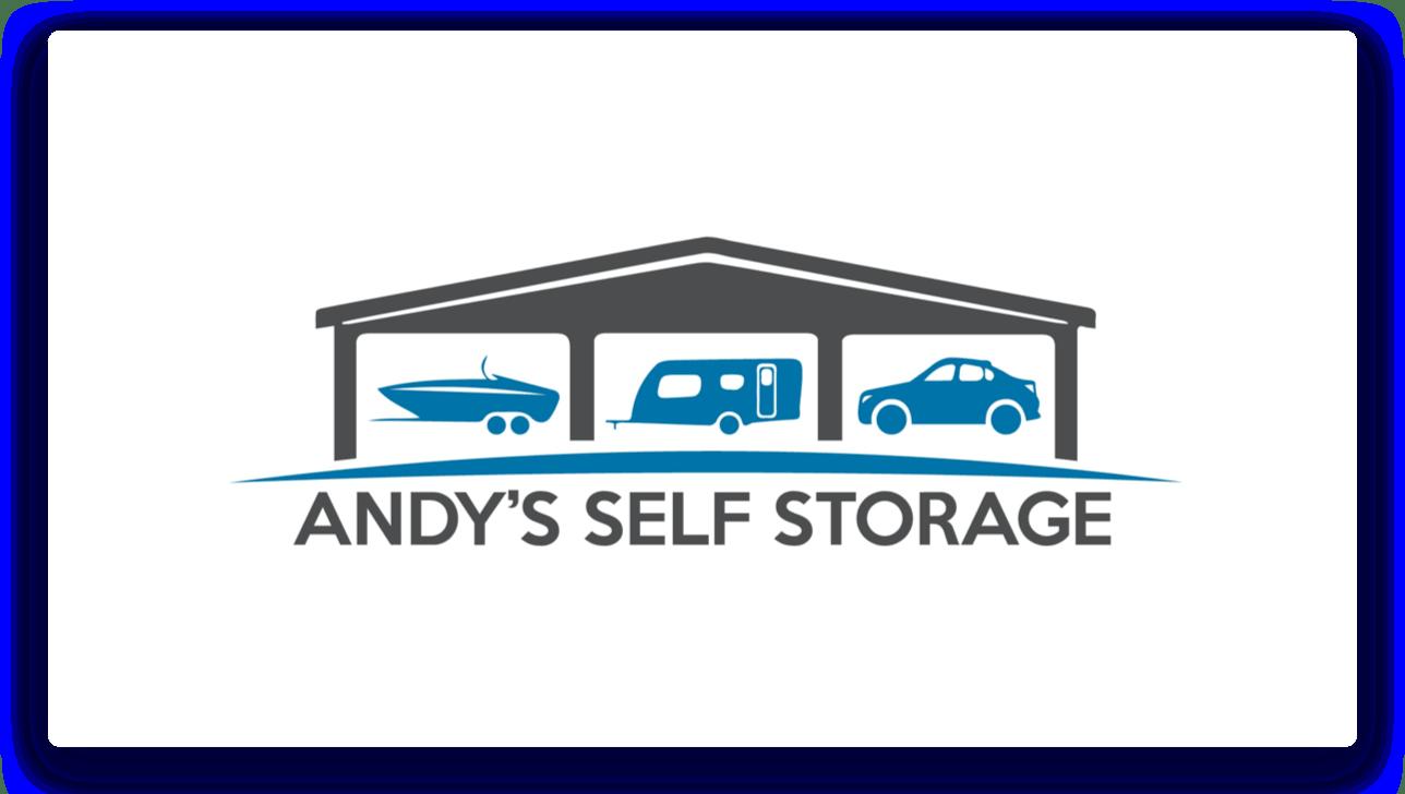 Andy's Self Storage Logo