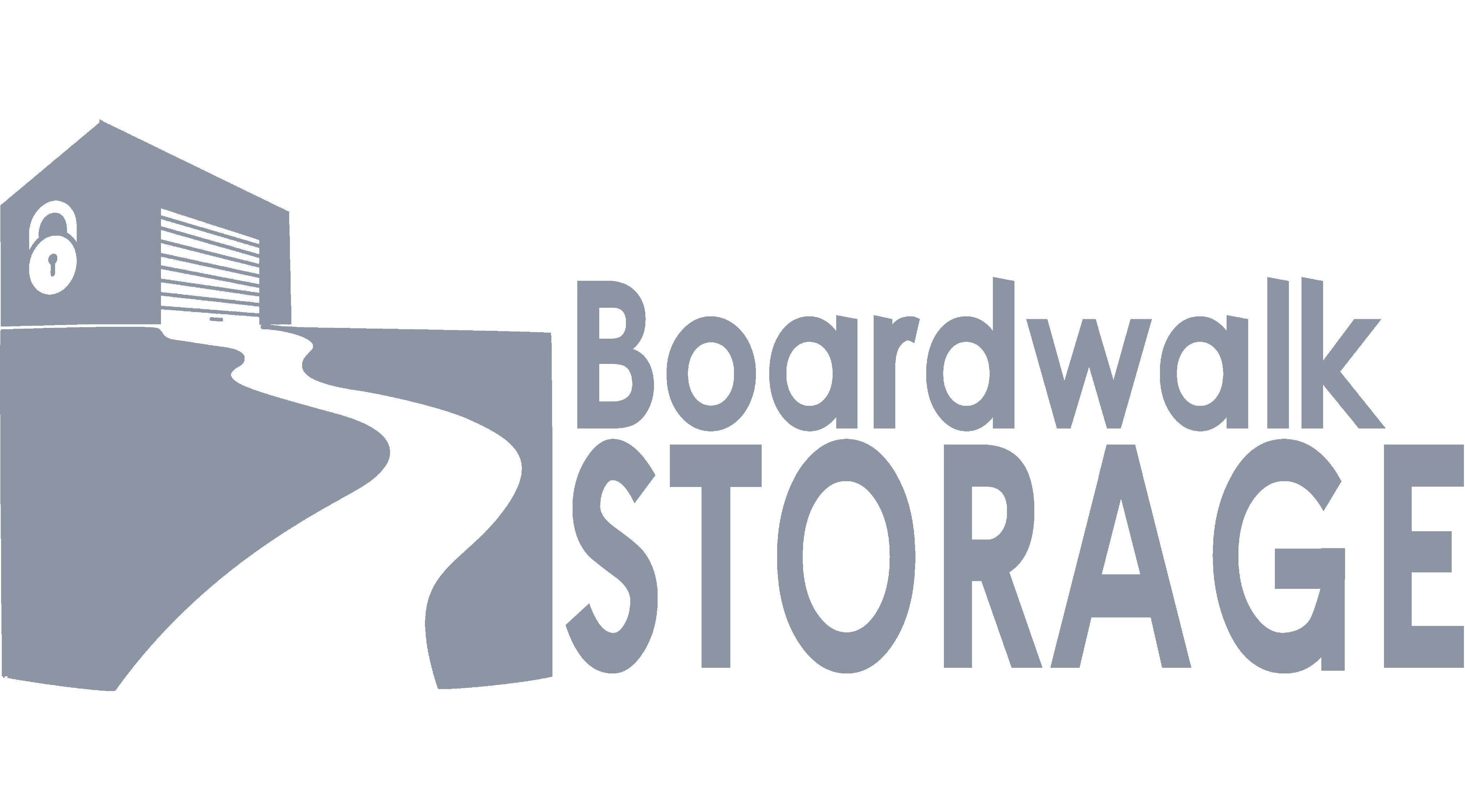 Boardwalk Storage Logo